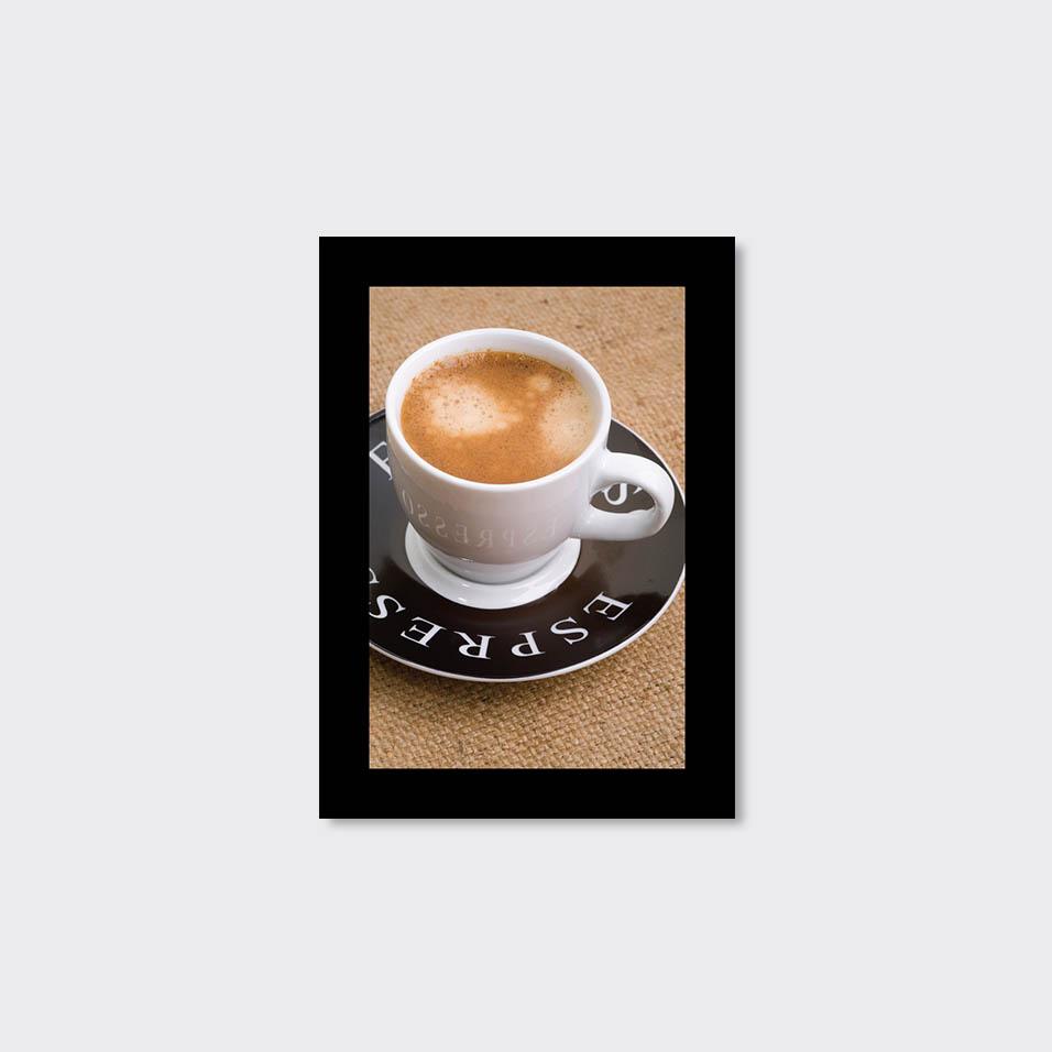Tranh S – Espresso I