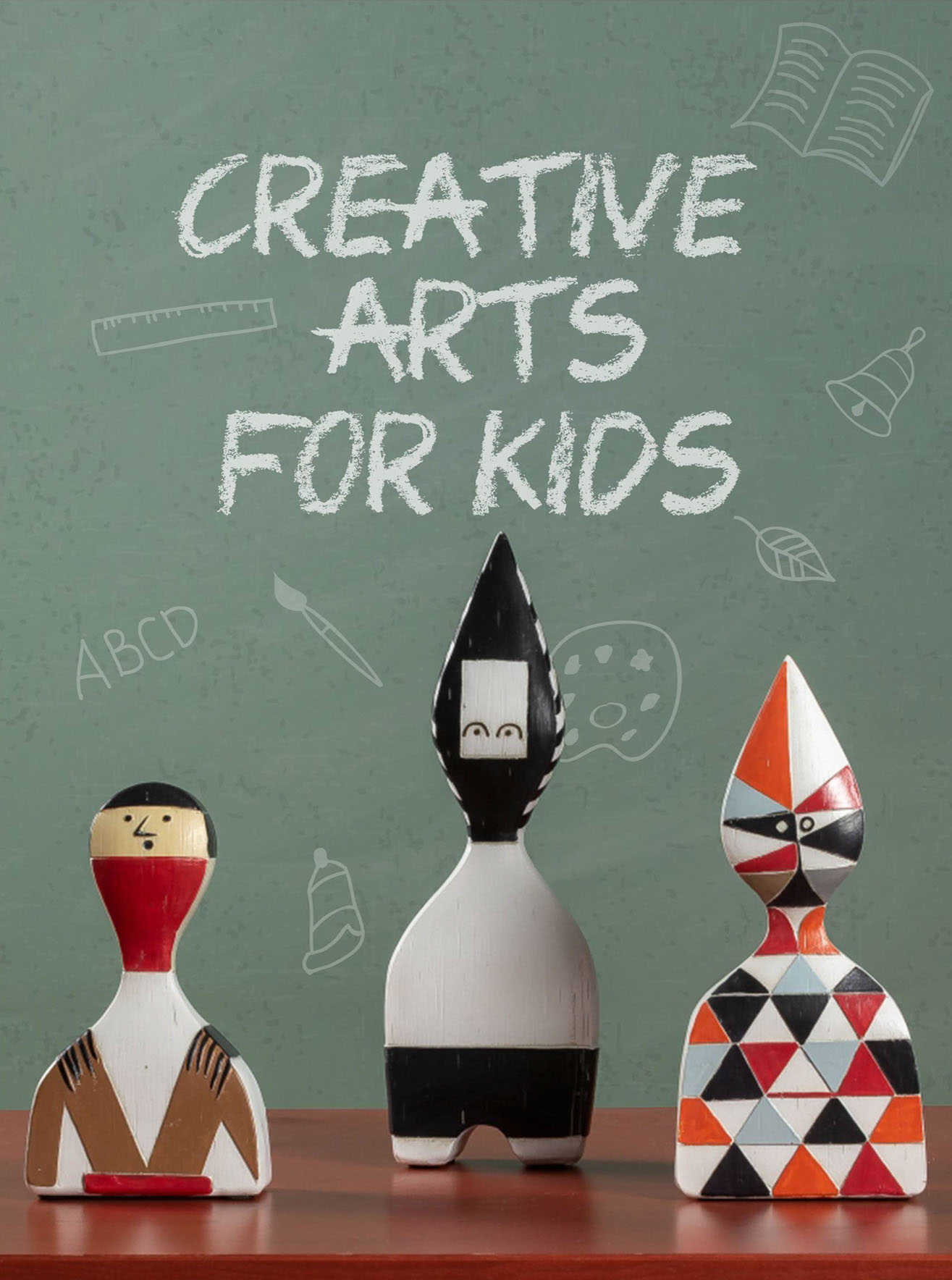 Creative arts for kids