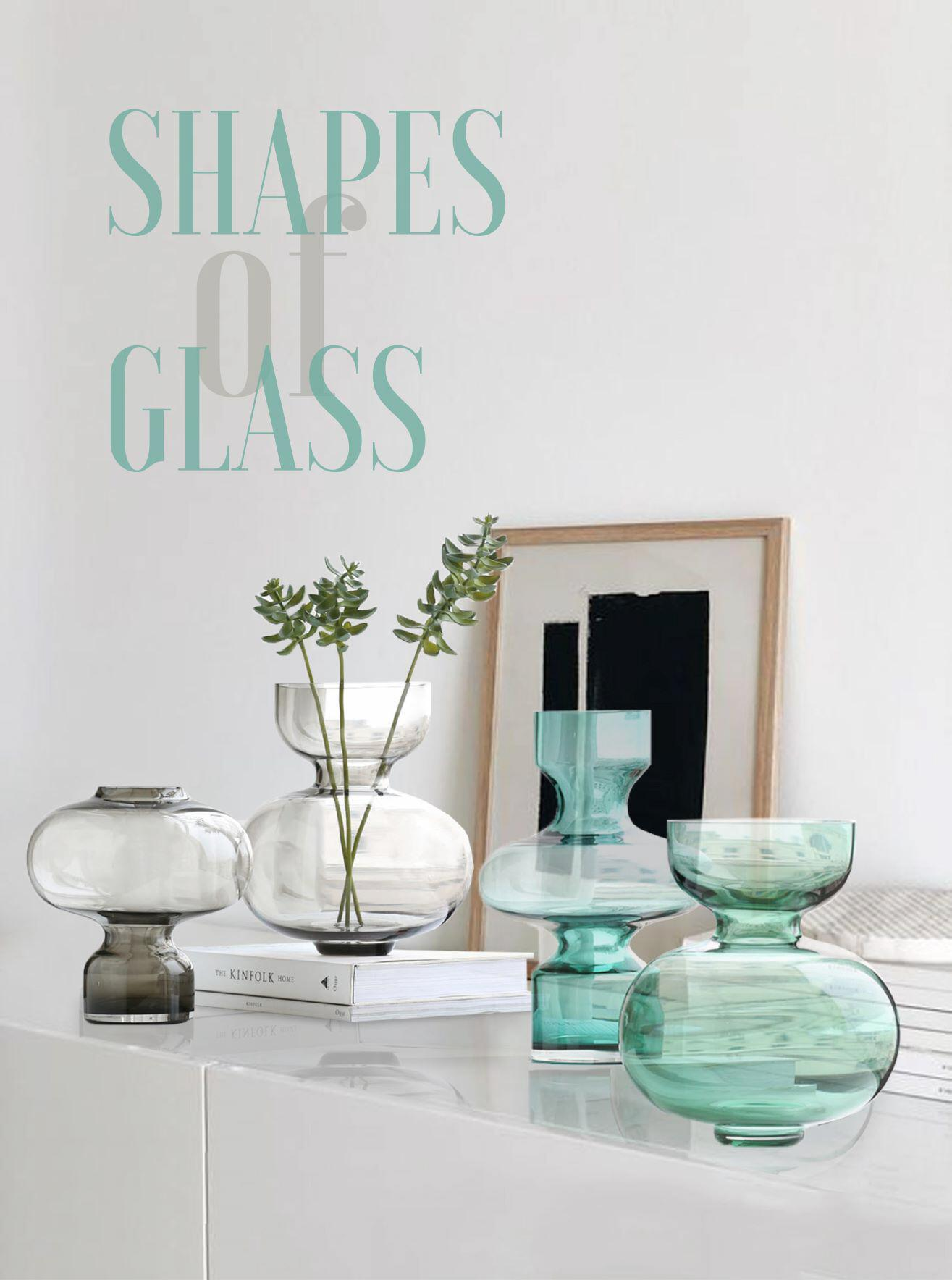 Shapes Of Glass